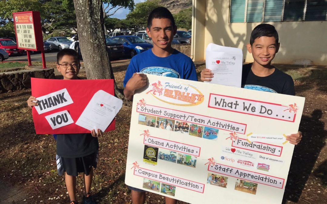 """Final Push for """"We Love Niu Valley"""" Fundraiser"""