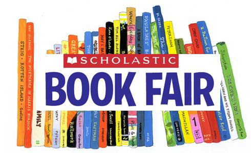 Scholastic Book Fair Update