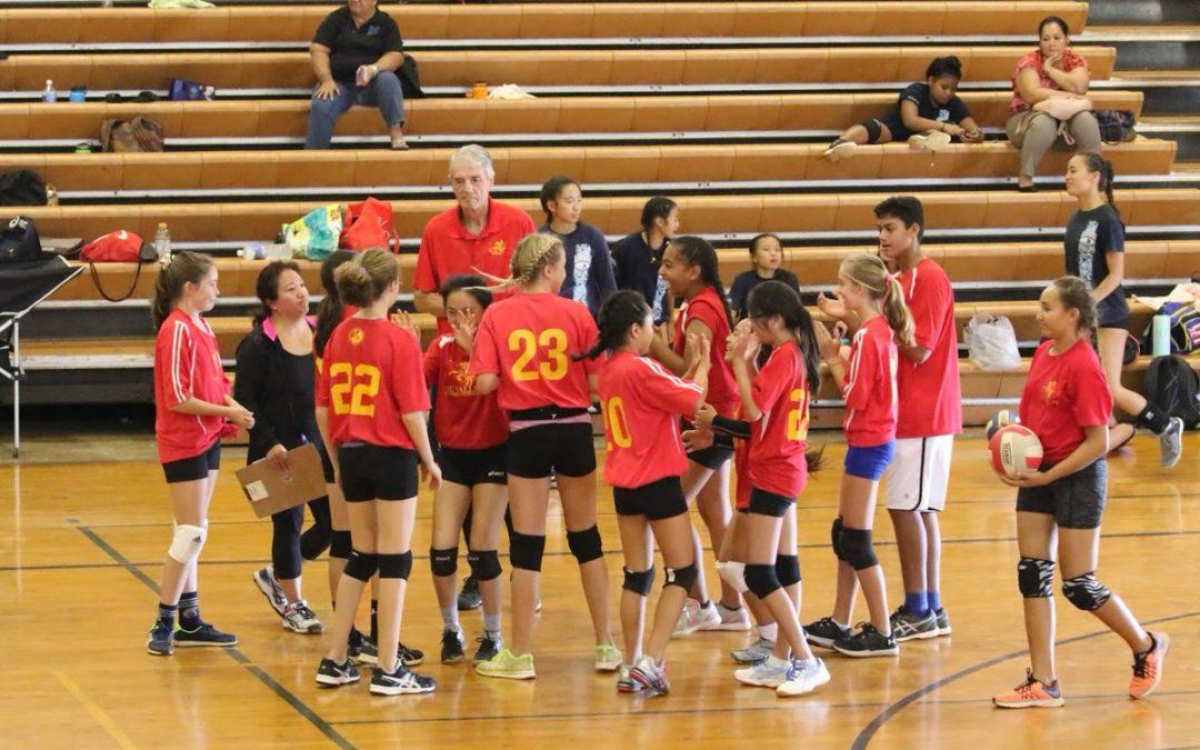Kilauea Goodwill Volleyball Tournament