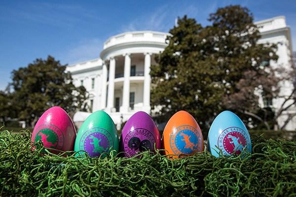 White House Easter Egg Roll Design