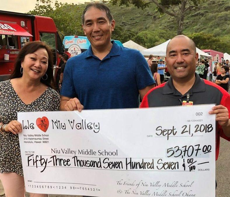 We Love Niu Valley Fundraising Revealed!