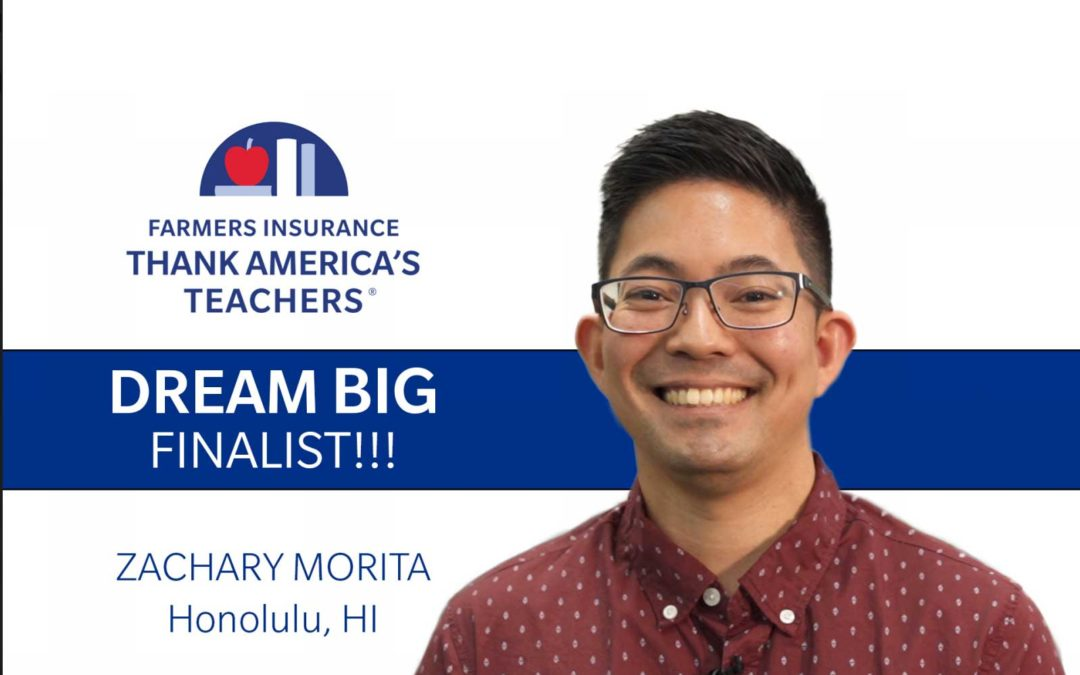 Mr. Morita Continues to Hold 2nd Place Spot!
