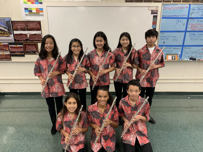 Flute Section 2019-2020