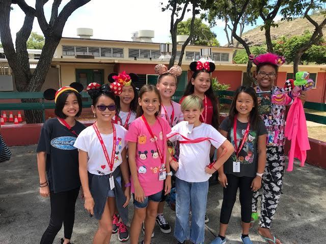 Spirit Week - Disney Day 2019-20