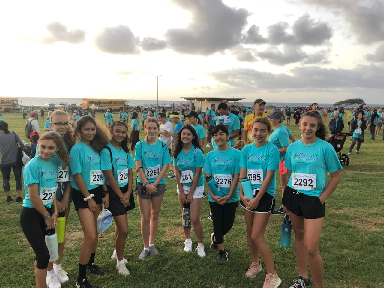 Kaiwi Coast NVMS Runners
