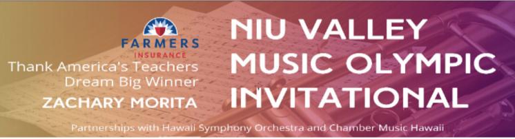 Niu Valley Music Olympic Invitational